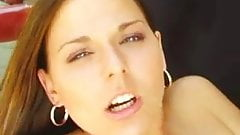 All Internal Pretty Simona hungers for more creampies