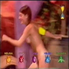naked game show video