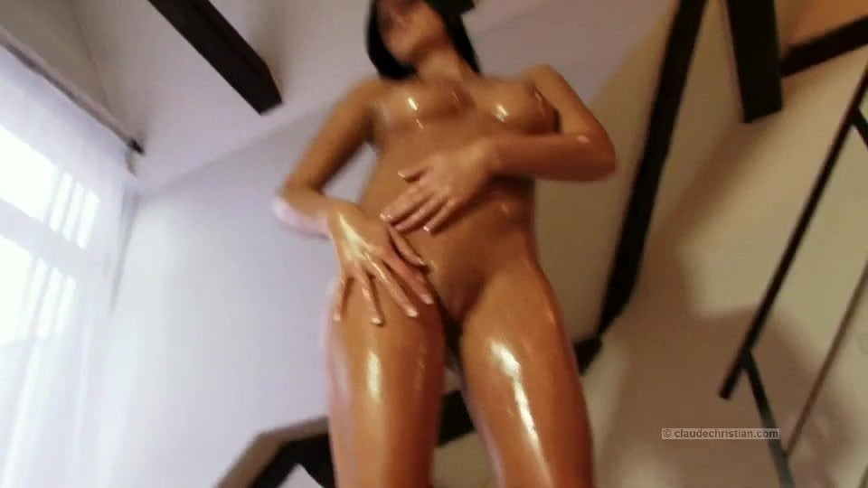 Have thought Oily wet nude babes exclusively