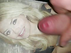 Holly Willoughby Cum Tribute