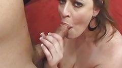 Fucking Vanessa De Claireville's Big Fat Pussy