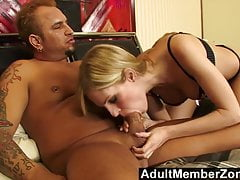 AdultMemberZone - She fucks for a job and loves the boss's h