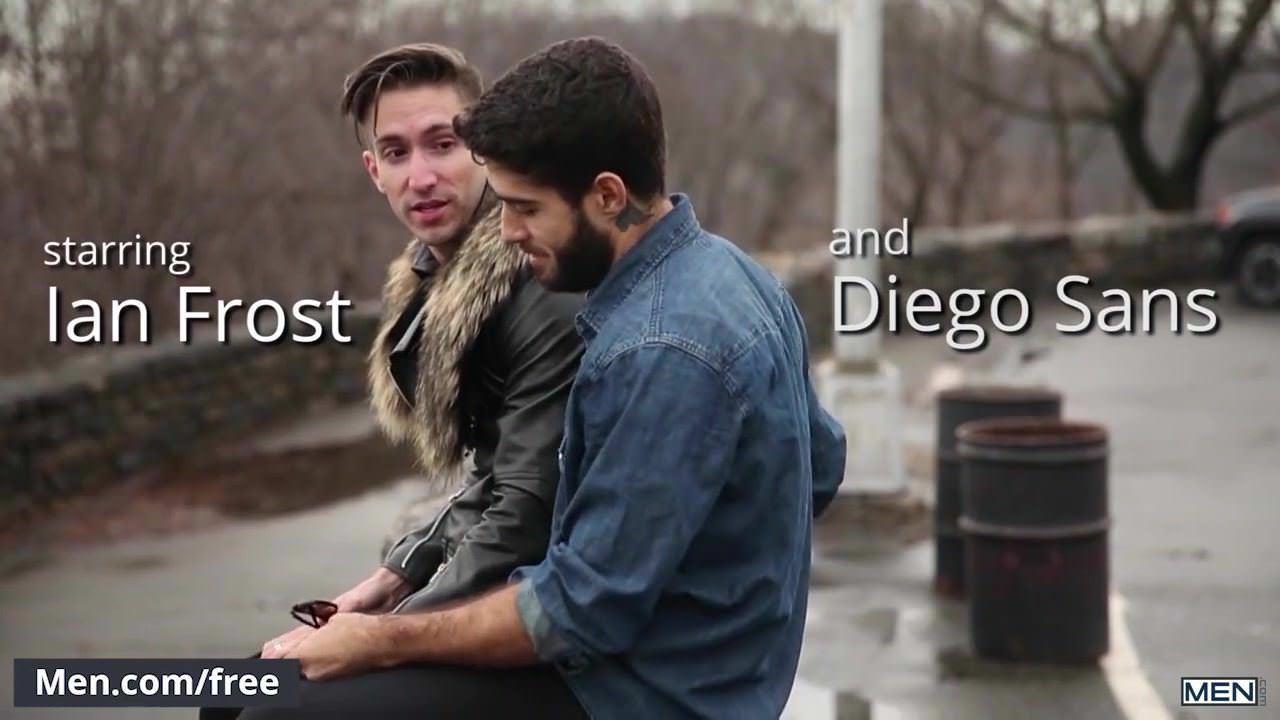 Resultado de imagem para Diego Sans and Ian Frost porn