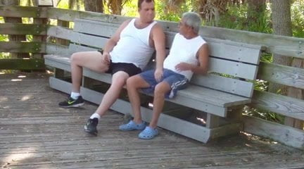 homofil sex i parken
