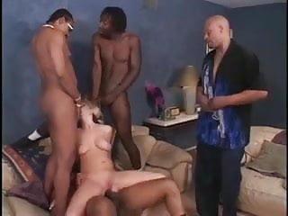 Blonde Teen Slut Britney Madison Loves Black Cock