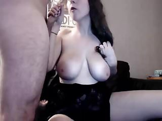very beautiful bitch sarah fucked nice big tits n ass doggy