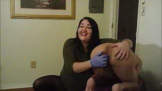 fucking bootlicking small penis humiliation slave doggystyle