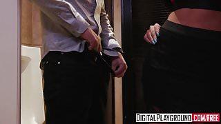 DigitalPlayground - The Pickup Line 2 Amia Miley and Justin