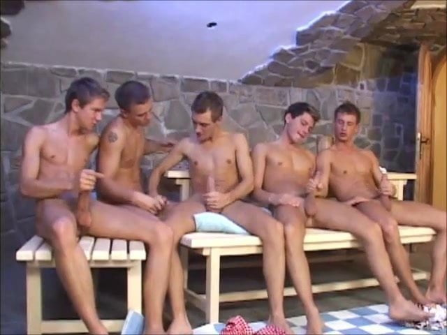 5 Jungs Wichsen Und Spritzen Gemeinsam, Big Cock Porn 20 de