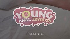 Young Anal Tryouts - Curious sex partners orgasm in a 69