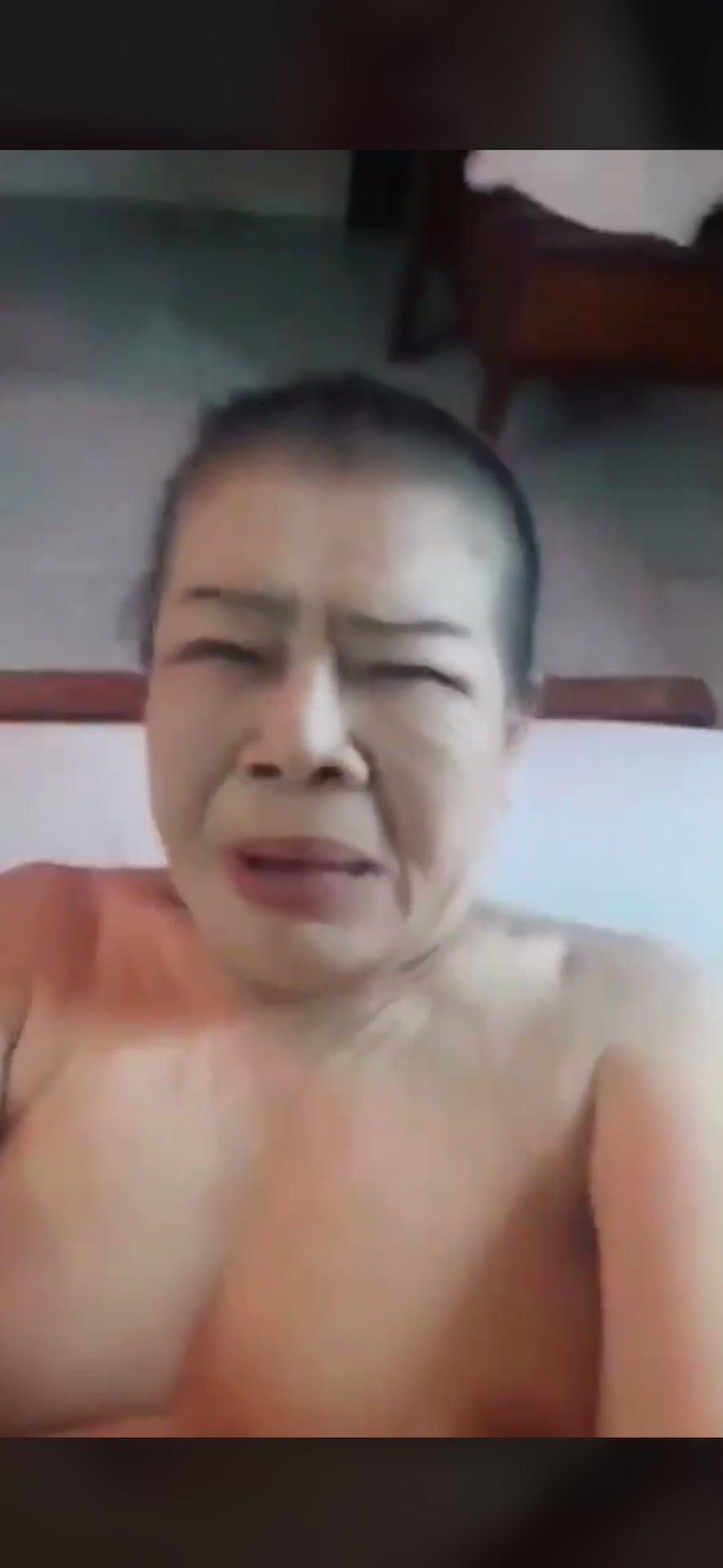 Thai Granny Porn