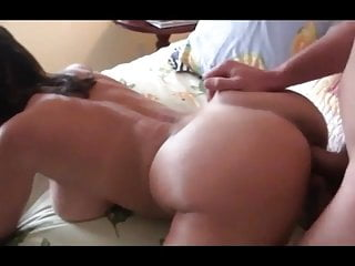 Milf Gets Creampie From Lucky Guy
