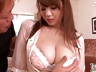Large breasted asian