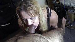 Deepthroat Blowjob. Kristi #15