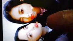 Pristin nayoung & kyulkyung cum tribute ( ex. ioi , pinky )
