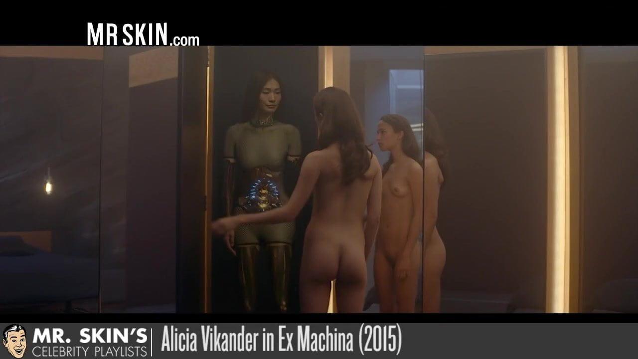 Kendte Fra Westworld Get Naked og fuck Robotter Hd Porno Dc-1204
