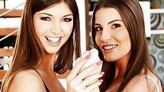 Hot euro girls love fisting sex