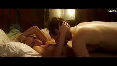 Kate Bosworth Boobs Sucking Scene In Big Sur Movie