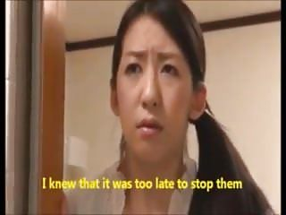 Issue about sex education - Mother and son sex education japanese with english subtitle