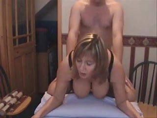 Big Titted British Milf Has A Good Fuck !