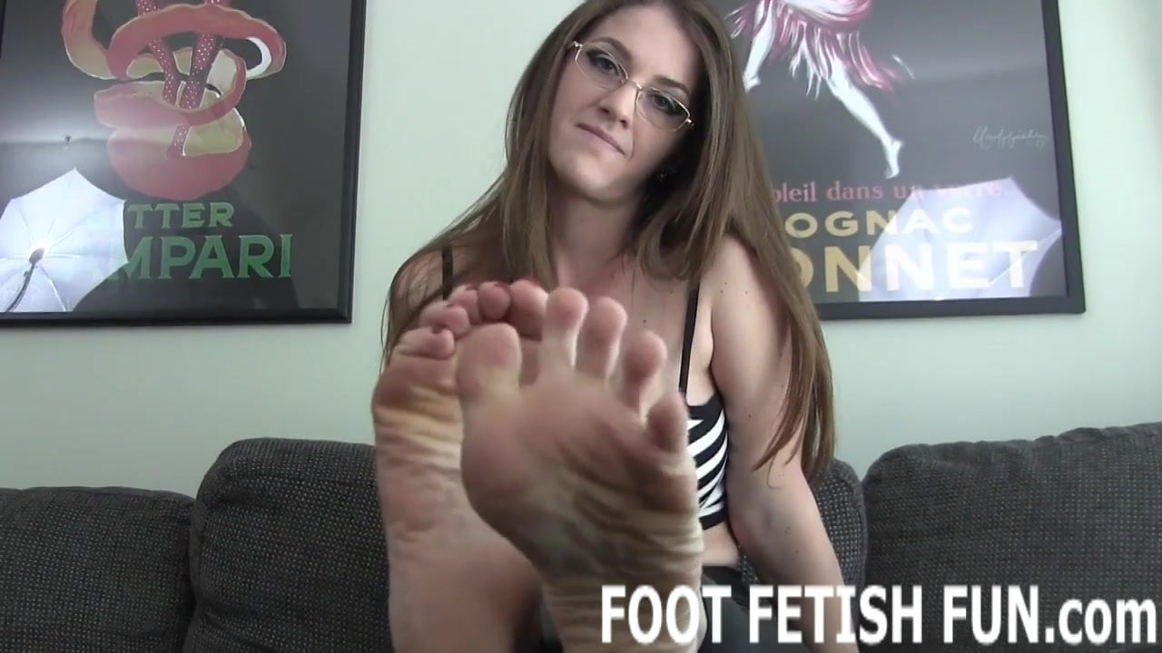 Very foot fetish domination tube 5699