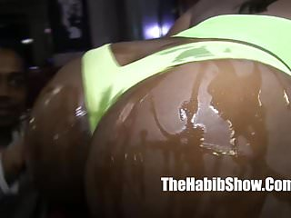 Ambitious Bootysexy thick booty fucked by stripper king kr