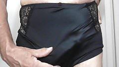 Wife's panties and bra