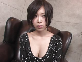 Cutie pie titty fucks dick with her juicy tits