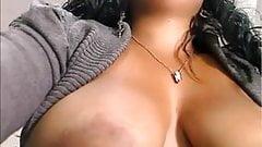 Milky tits