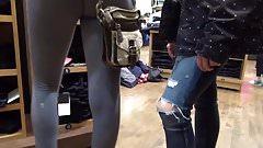 Teen Grey Leggings Lulu Store