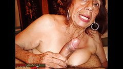 LatinaGrannY Amateur Grandma Pictures Slideshow