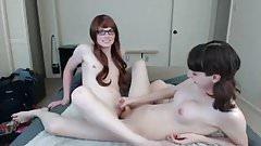 Sexy hot Zara Ryan wants meaty pole for pleasure