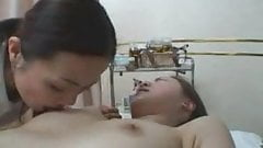 Japanese girls massage