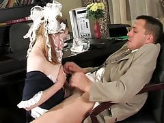 STP1 Sexy Teen Maid Was Made To Fuck !