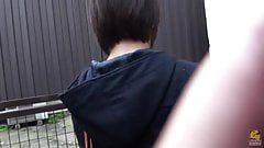 Spycam!!Super close-up photography Thong harassment 3