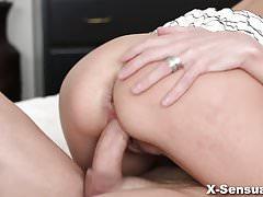 X-Sensual - Verona Sky - Two impossible orgasms