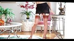 Cassandra's leg show