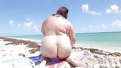 Busty Latina MILF BBW in Bikini Fucked by Stud