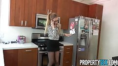 PropertySex - Shady real estate agent tricks client to buy