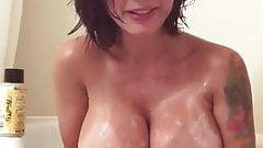 Brittany Elizabeth in The Tub