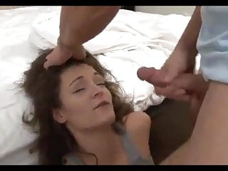 Monica S Gets Gagged And Huge Facial And Gets Angry