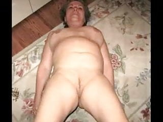 Mature nude female mk life