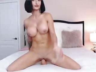 Huge Tit Harlot Cherry Taking DP