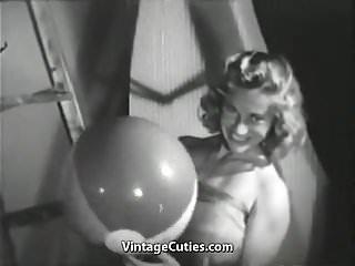 Vintage airplanes virginia beach - Virginia bell her gorgeous huge tits 1950s vintage