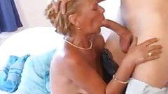 Granny likes To please