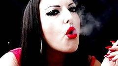 Alexxxya Smoking Fetish 2
