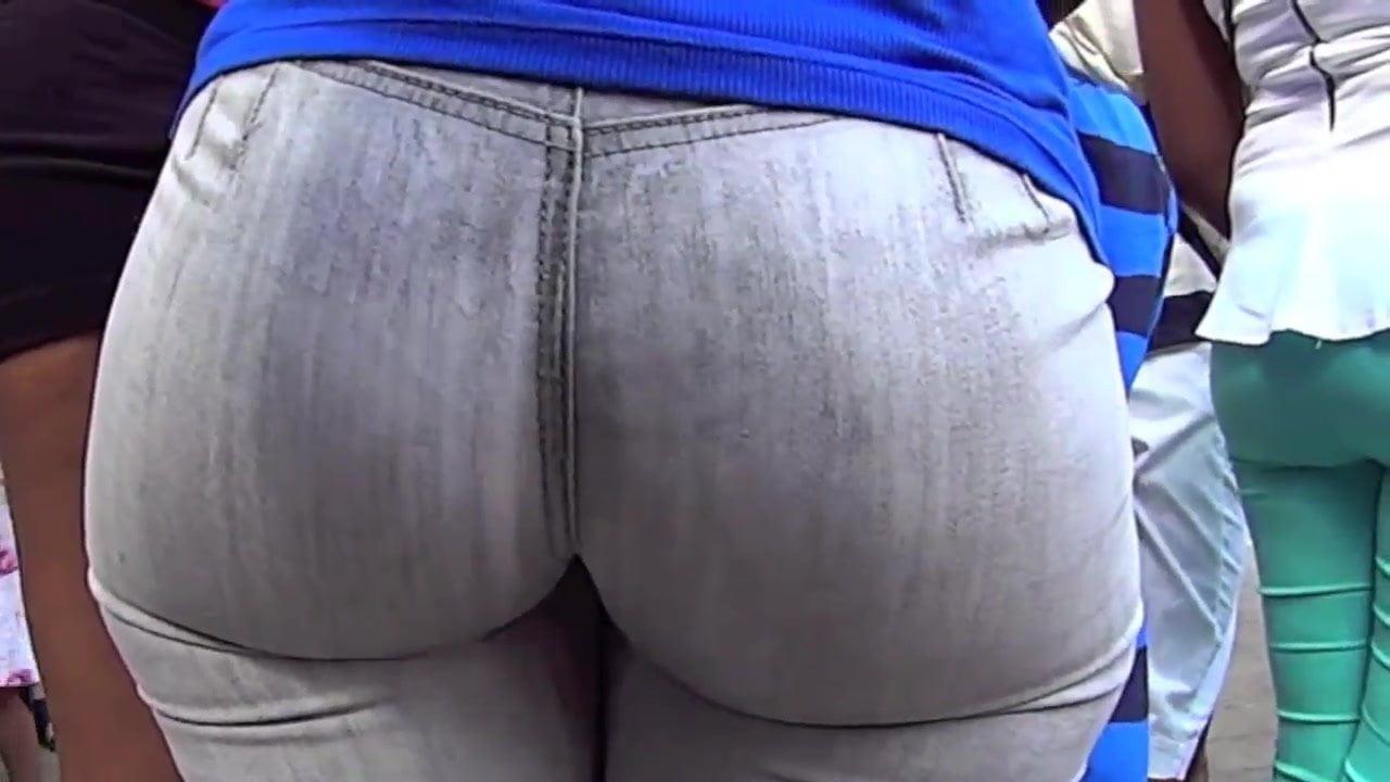 Секс с толстая попками мне
