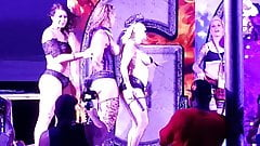 lingerie contest at GOTJ