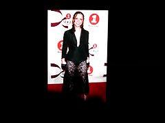 Christina Ricci cum tribute 15