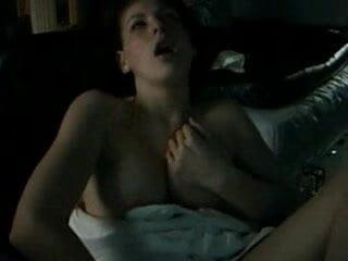 Naked men fucking a manikin
